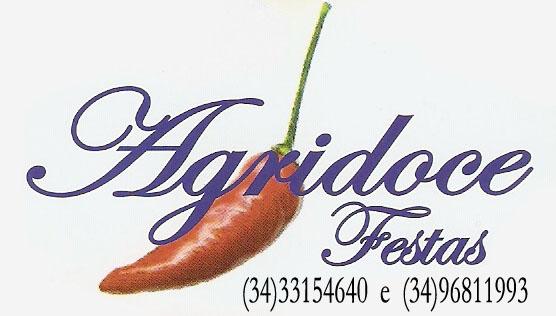 Agridoce Festas (34) 33154640 e (34)96811993