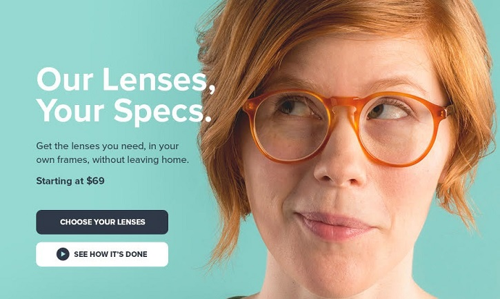 Lensabl / Super affordable prescription lenses, without leaving home