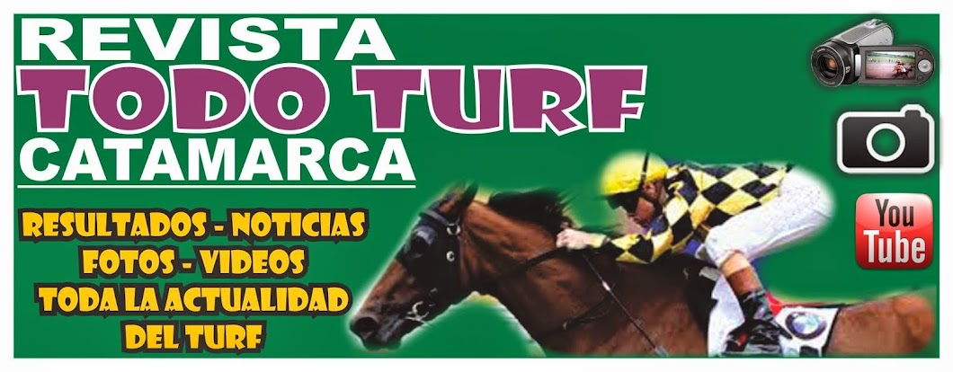 REVISTA TODO TURF CATAMARCA