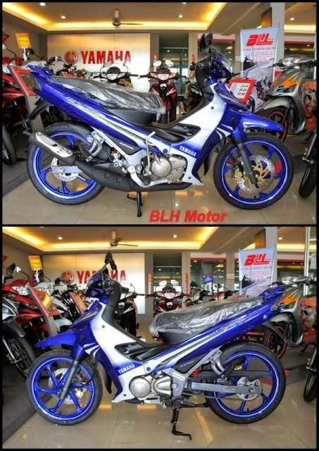 Yamaha 125ZR specs