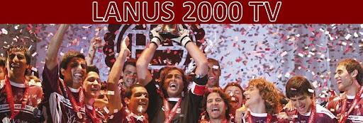 LANUS 2000 TV
