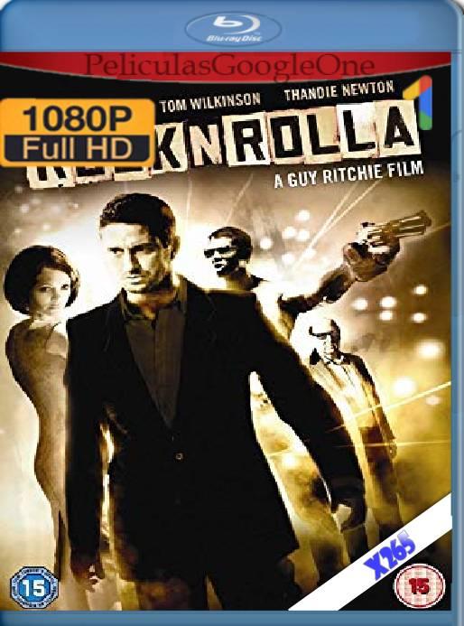 RocknRolla (2008) x265 [1080p] [Latino] [GoogleDrive]