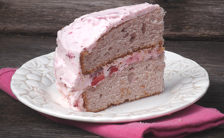 Strawberry Dream Cake from The Best of America's Test Kitchen 2012 ...