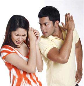 Kekerasan dalam rumah tangga yang terjadi di jepara
