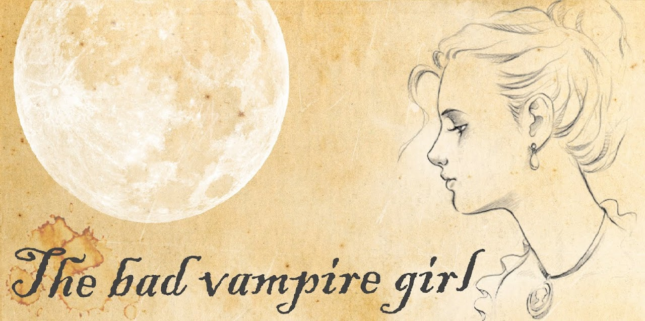 The bad vampire girl