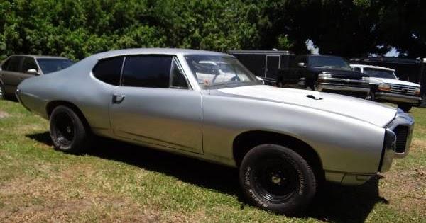 1968 pontiac lemans for sale buy american muscle car for American muscle cars for sale