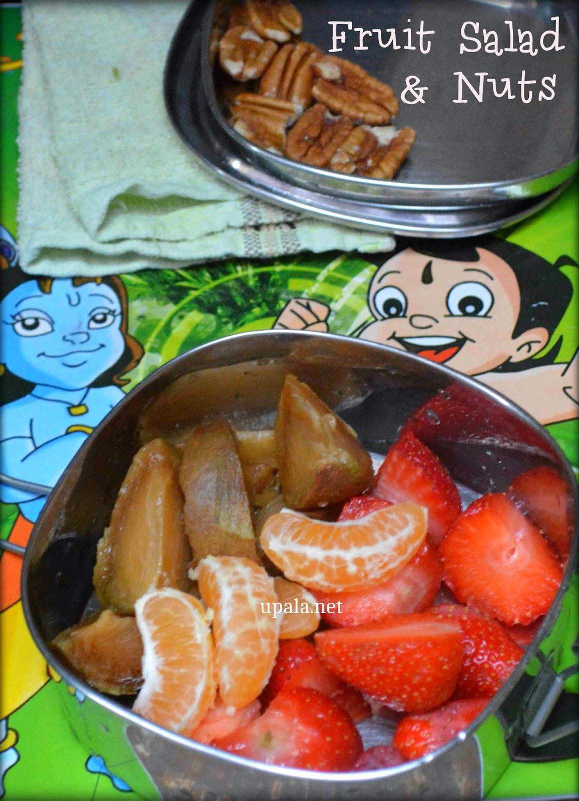fruits salad/cut fruits