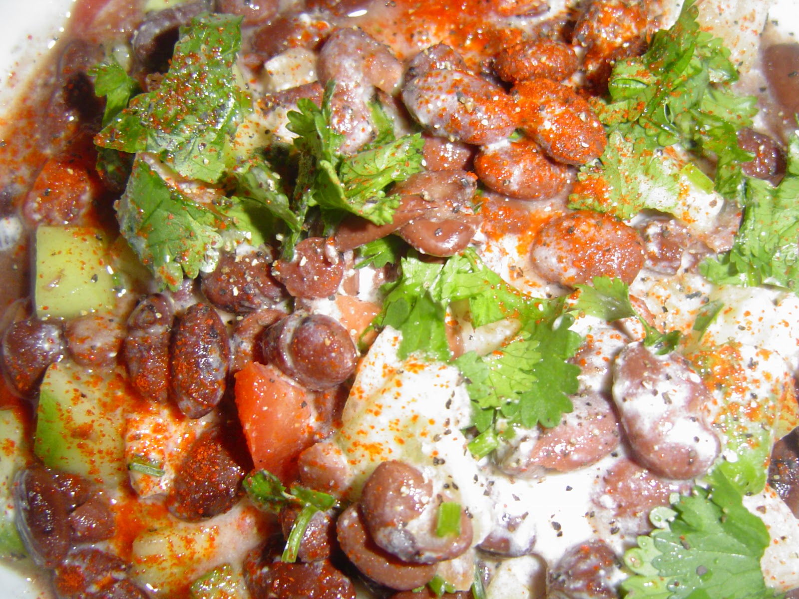 Note. Red kidney beans cooks very wellin slow cooker.