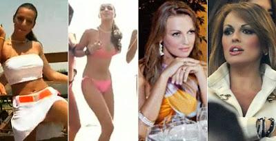Francesca Pascale - A nova mulher de Berlusconi gosta de chupar calipos