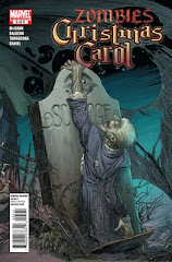 Zombies Christmas Carol#5 (Marvel)