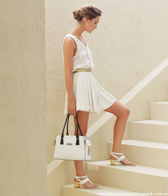 Blaque primavera verano 2013. Carteras, zapatos moda 2013.