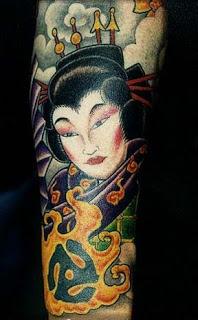 Fotos, desenhos e dicas de Tatuagens Japonesas