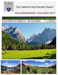 DOLOMITI 2017