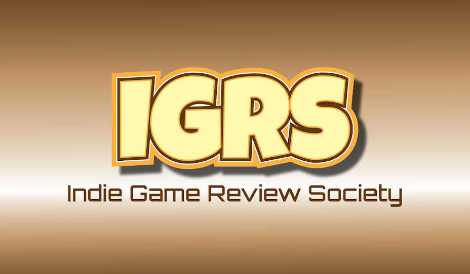 IGRS - Indie Game Review Society