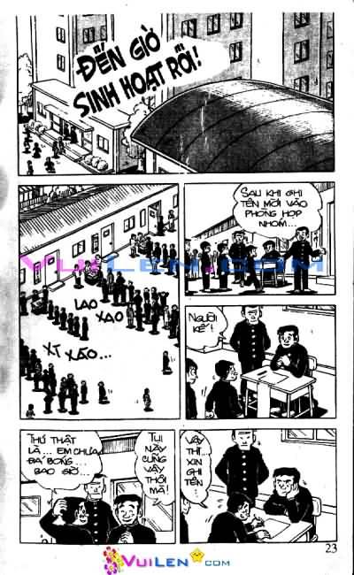Jindodinho - Đường Dẫn Đến Khung Thành III  Tập 1 page 23 Congtruyen24h