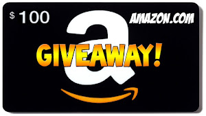 Win a $100 Amazon GC! (courtesy of Michelle Cox)