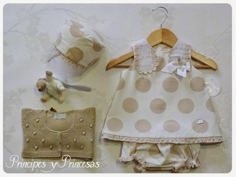 Vestido niña 3 a 12 meses