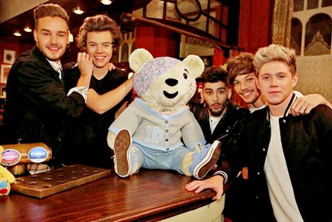 My five boys
