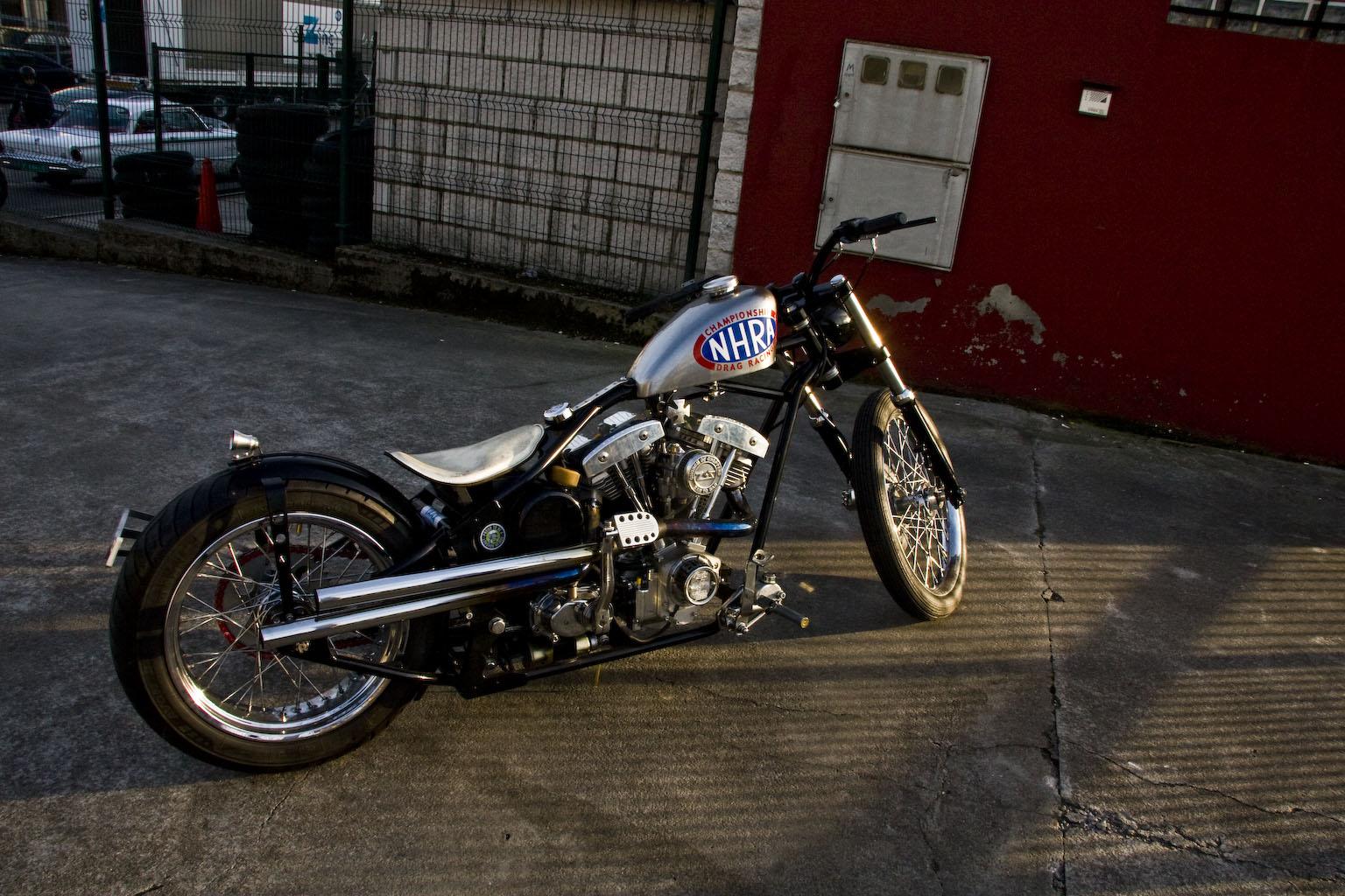 Customer Bike Spotlight: Bobes\' S&S \