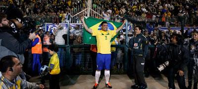 ronaldo se retiro del futbol