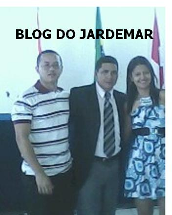 BLOG DO VEREADOR JARDEMAR