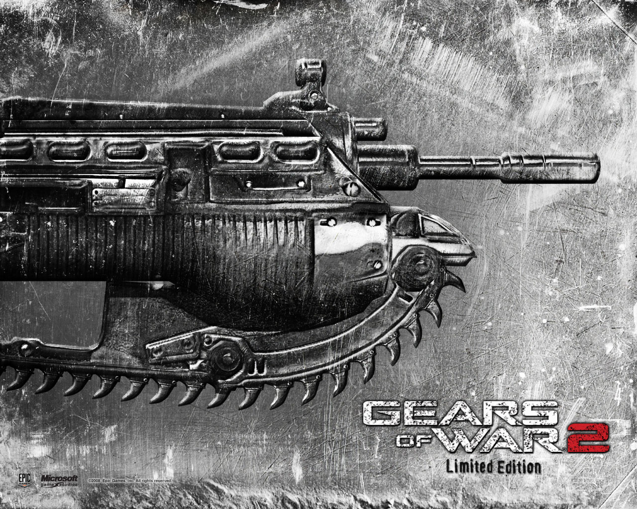 Gears of War HD & Widescreen Wallpaper 0.784791654838679