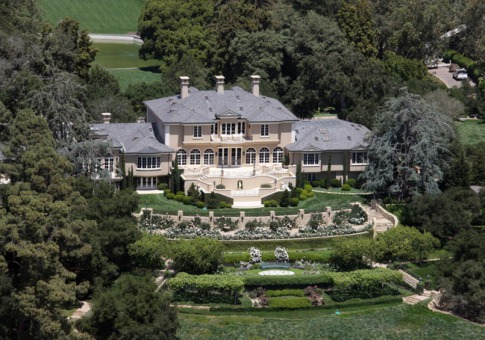 Celebrity Homes, Real Estate and Tours | Architectural Digest