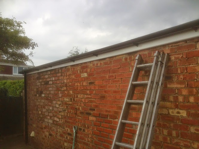 D Amp C Roofing Replacement Flat Roof To Garage