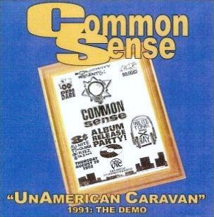 Common Sense – Unamerican Caravan: Demo Tape (1991) (VBR)