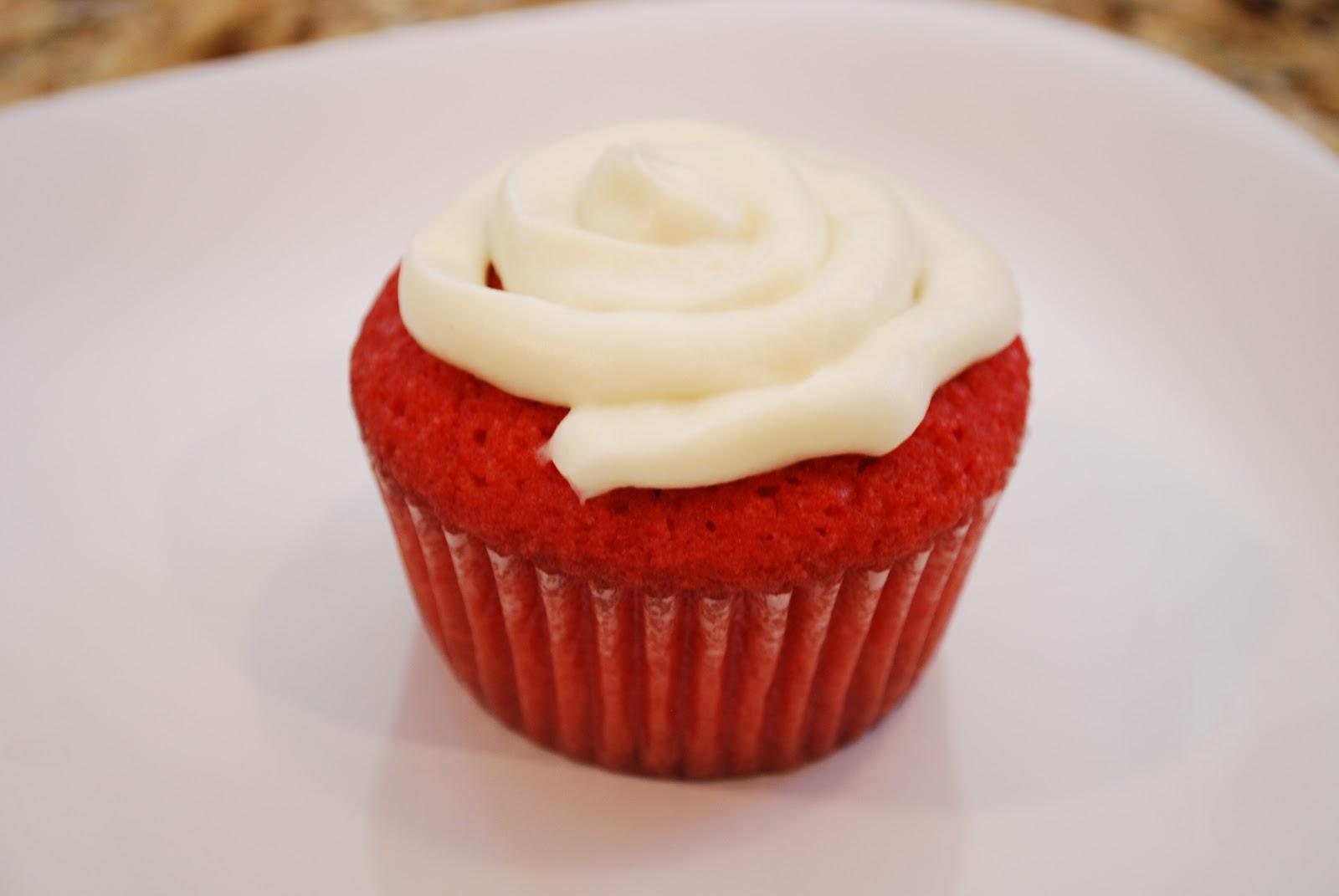 Georgetown Cupcakes Red Velvet