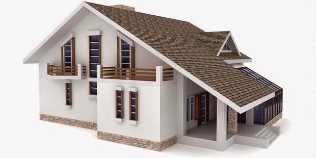 bentuk atap rumah minimalis 2014