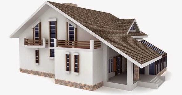 macam macam bentuk atap rumah minimalis yang indah