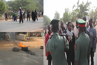 deadly clash between Shiites and soldiers in Zaria