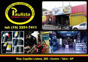 Paulista Peças e Acessórios para Motos