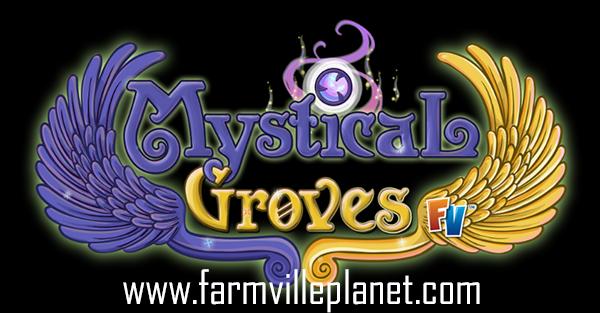 Farmville Mystical Groves Farm