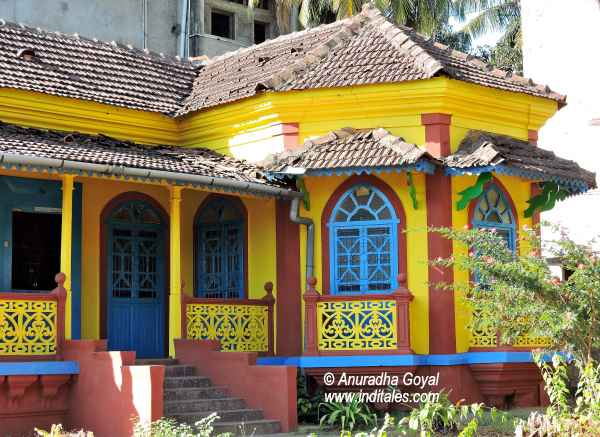 Houses of Moira, Goa
