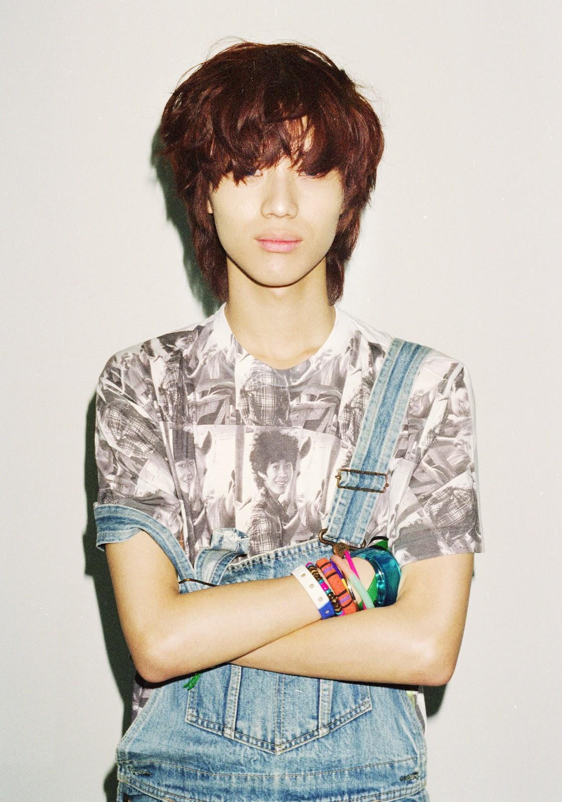 Shinee Taemin Photoshoot K-POP: Taemin (SHINee)...