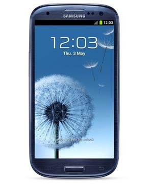 Samsung Galaxy S3 Azul Tienda Claro Perú