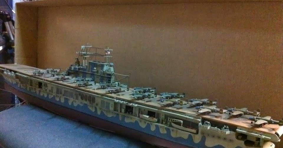 kitter u0026 39 s scale models  trumpeter 1  350 uss hornet cv