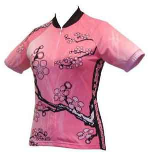 jersey fashion women's cycling