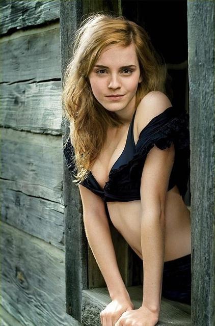 Emma Watson's Banal Feminist Hypocrisy | Chateau Heartiste
