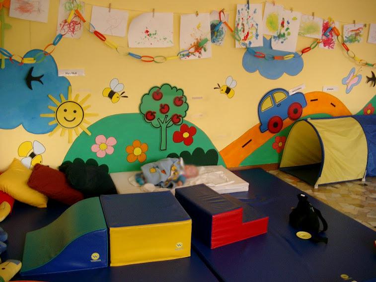 Murales trompe l 39 oeil e decorazione pareti e camerette for Decorazioni camerette bambini