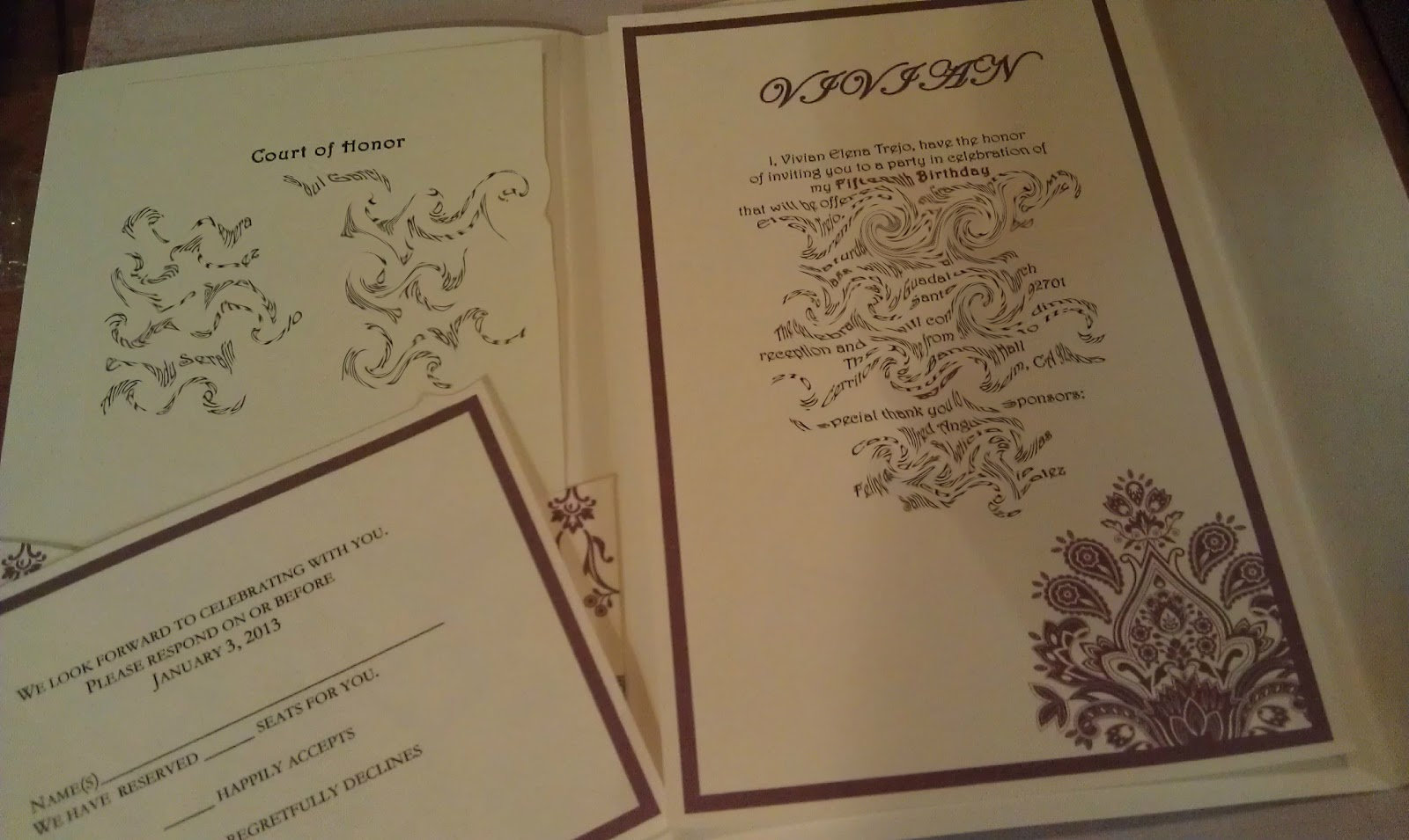 Quince Invitations as best invitations template