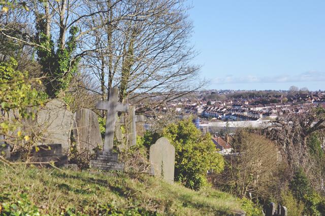 Arnos Vale Cemetery View