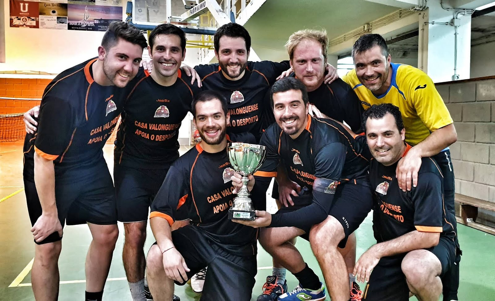 VENCEDOR da Taça Power Futsal 2018/19