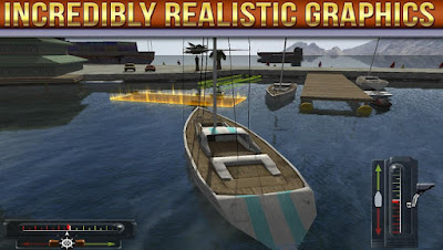 3D Boat Parking Simulator 1.46 APK for  Android