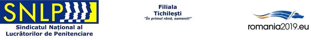SNLP - Filiala Tichilesti