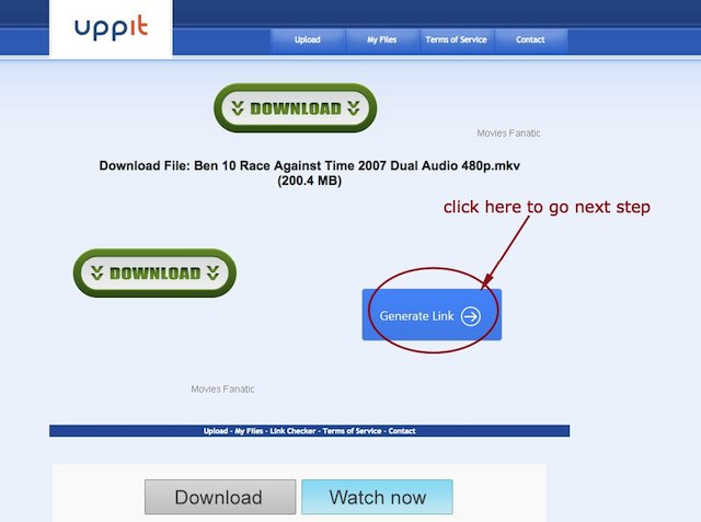 How to Download Movies from Uppit.com