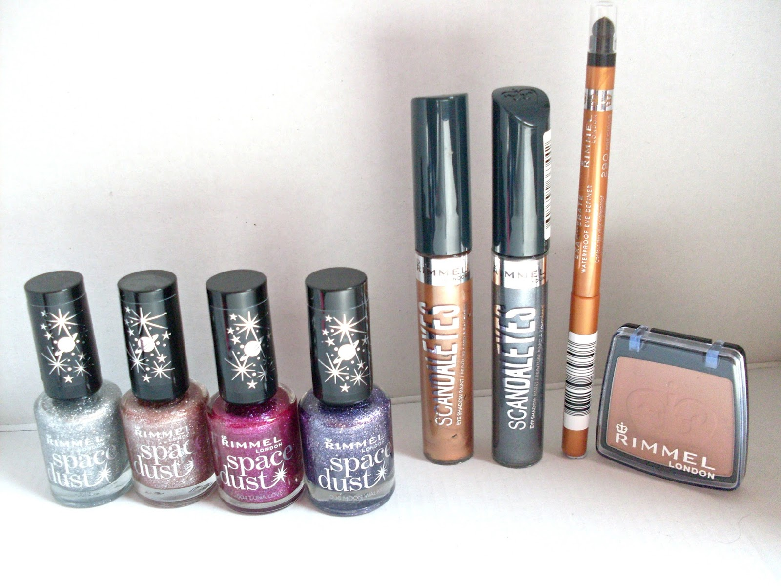 Poundland Make Up Bargains Haul