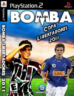 Download Winning Eleven 2011 Bomba Pacth Copa Libertadores PS2